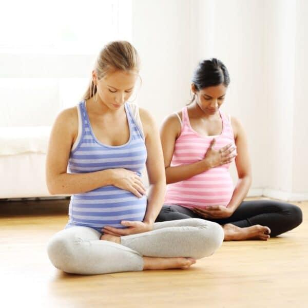 Glowing Birth Relaxation - Glowing Mummas pregnancy Yoga
