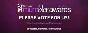 Vote for Glowing Mummas - Doncaster Mumbler